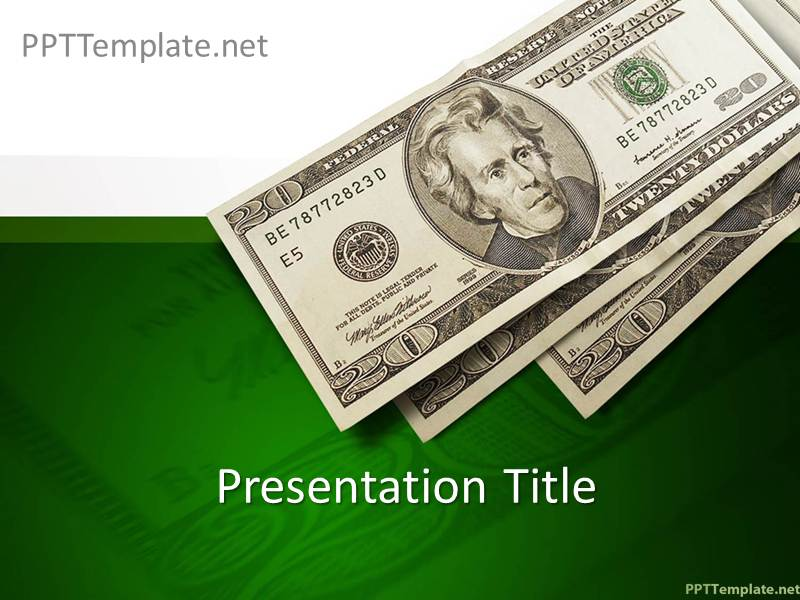 free money powerpoint template images frompo