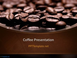 Free Coffee PPT Template