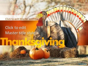 Free Thanksgiving Celebrations PPT Template