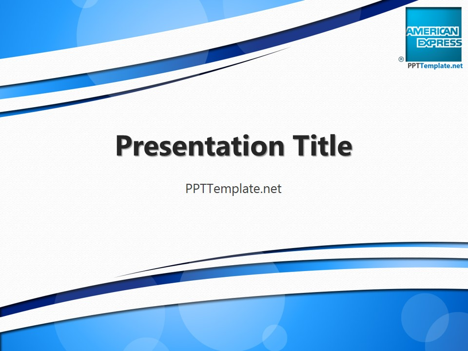 ppt template � free powerpoint template for presentations