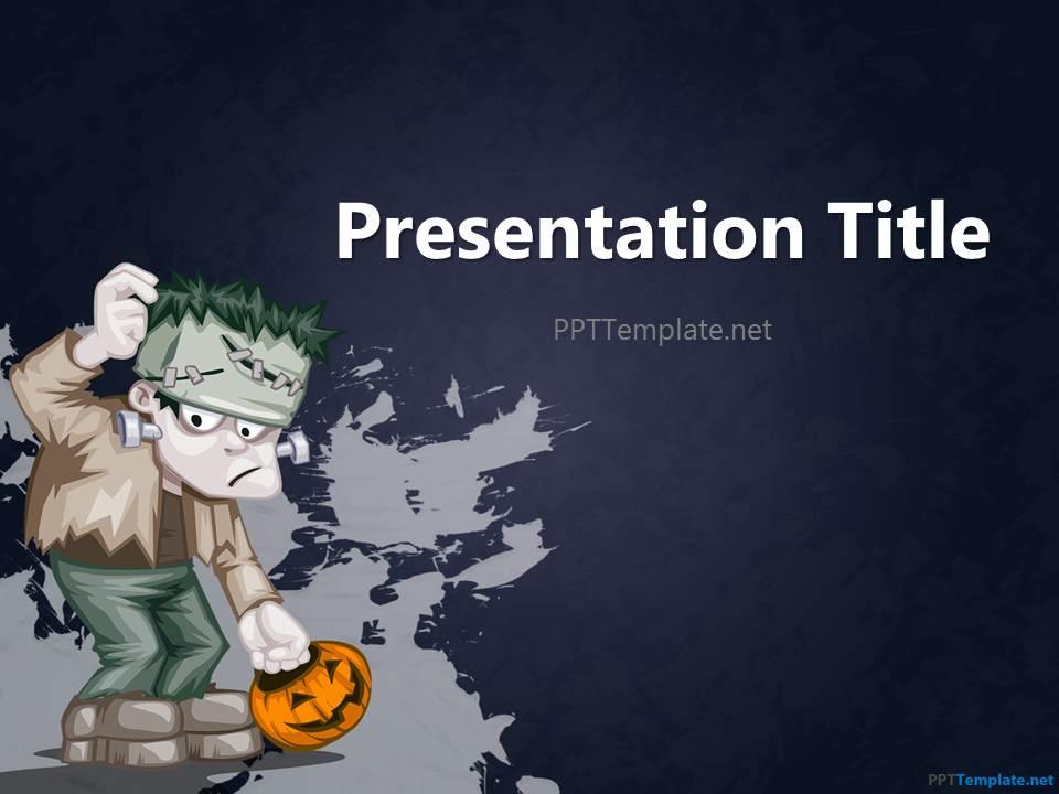 halloween powerpoint background