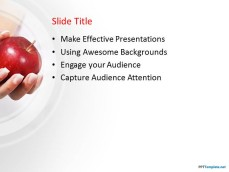 apple powerpoint slide template choice image - powerpoint template, Powerpoint templates