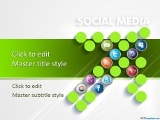 Free social media digital marketing ppt template 10301 social media marketing ppt template 0001 1 toneelgroepblik Gallery