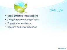 Free eco earth ppt template 10303 eco earth ppt template 0001 2 toneelgroepblik Image collections